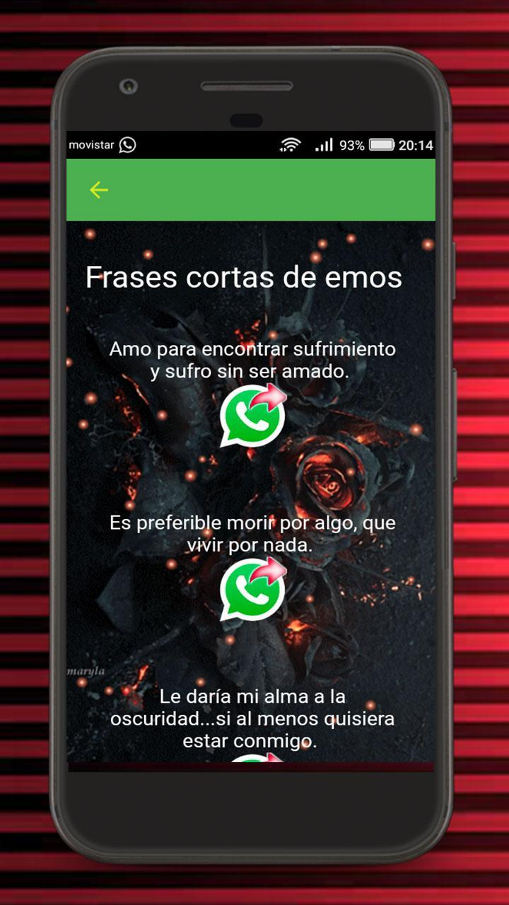Frases De Tristeza Frases De Emos For Android Apk Download