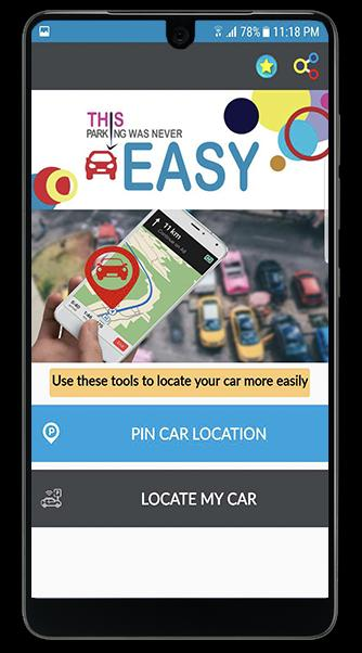 Locate My Car >> Find My Car Gps Car Parking For Android Apk Download