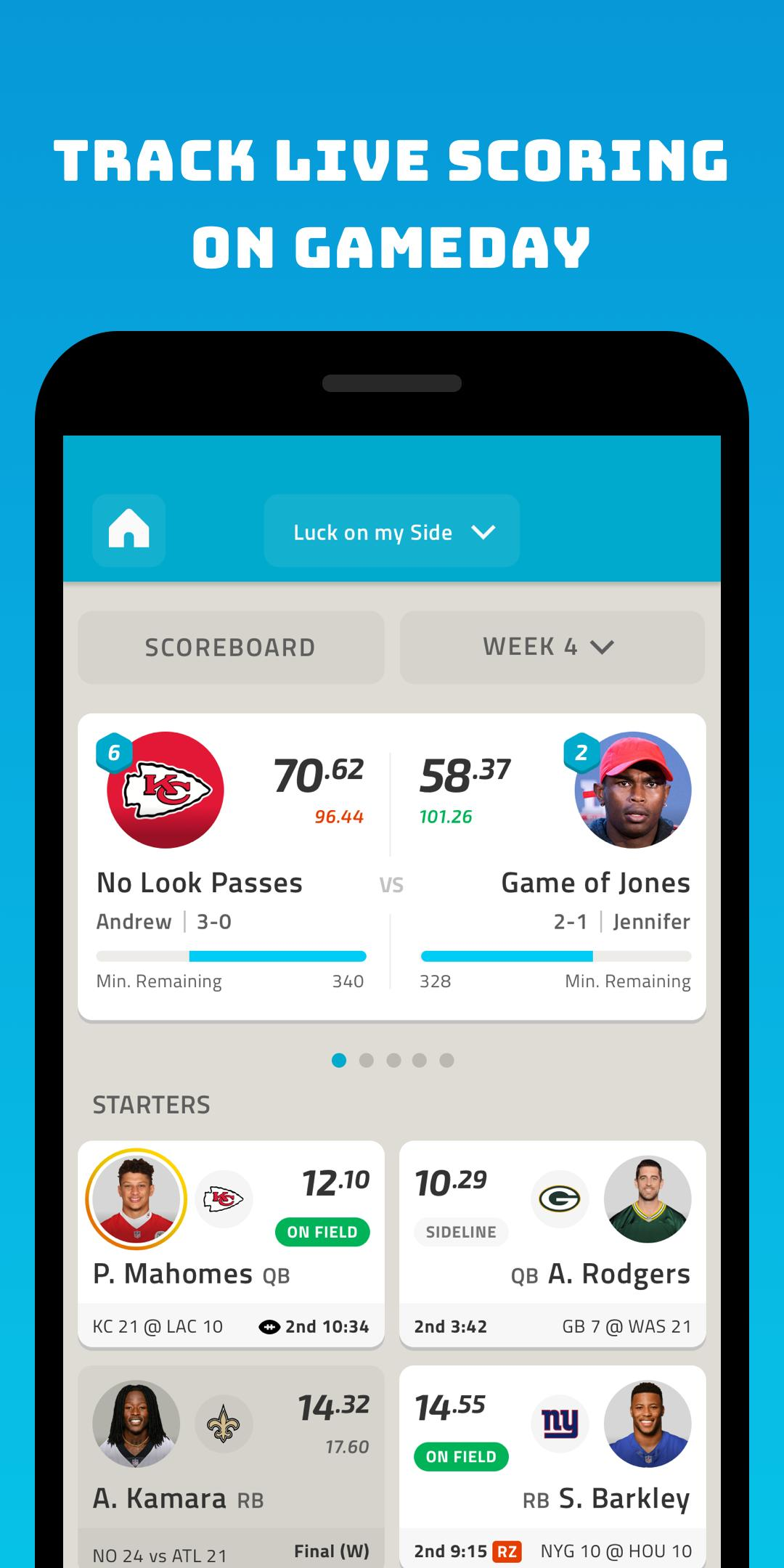Nfl Fantasy For Android Apk Download