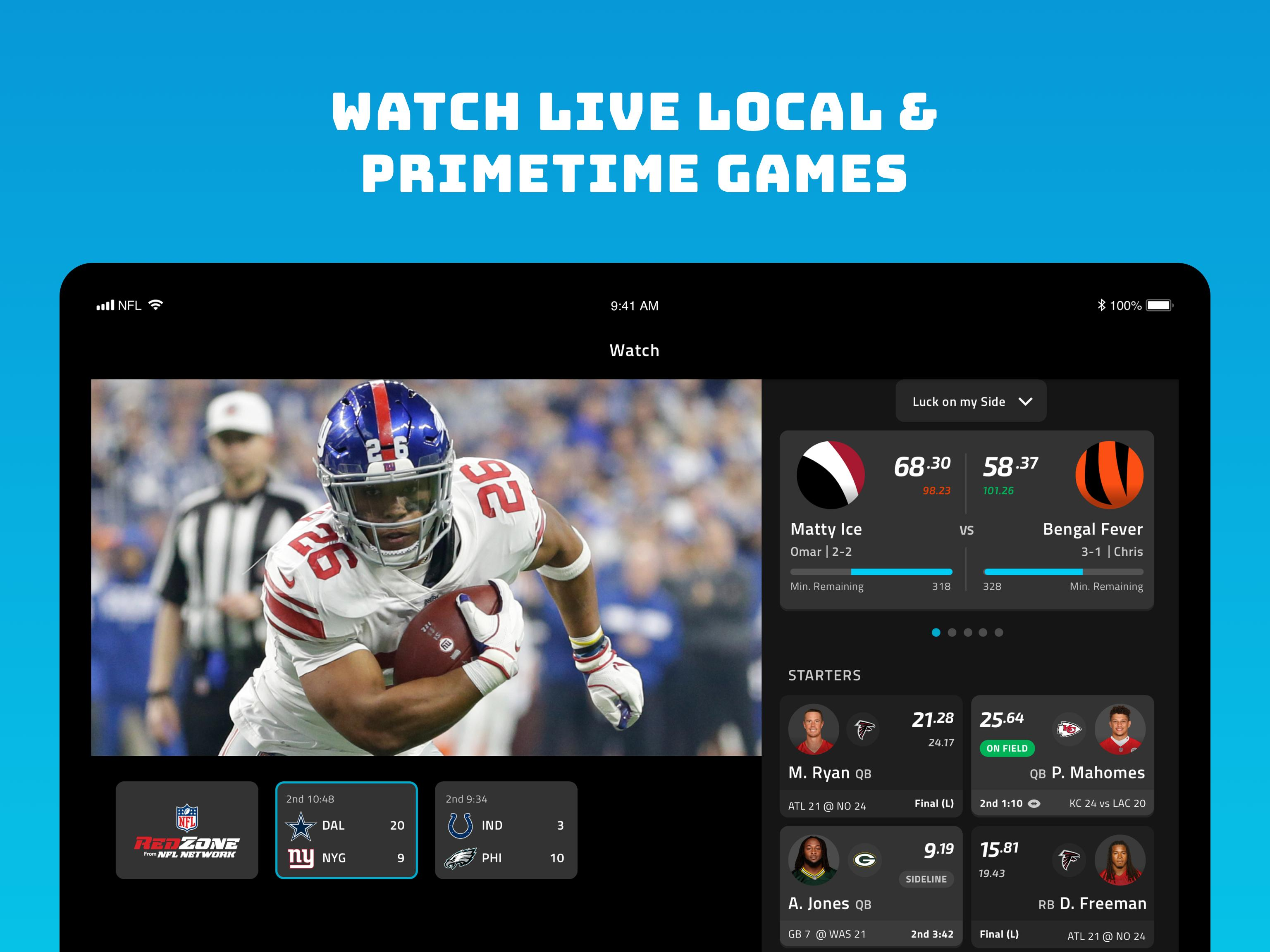 NFL Fantasy for Android - APK Download