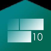 Launcher 10 biểu tượng