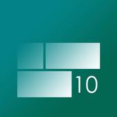 Launcher 10-icoon