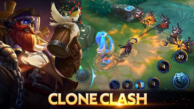 Arena of Valor скриншот 18