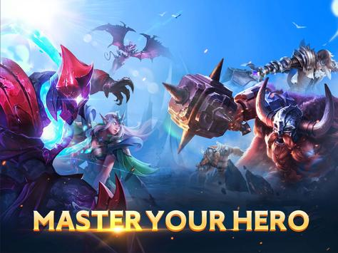 Arena of Valor скриншот 9