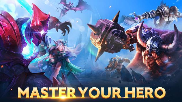 Arena of Valor poster