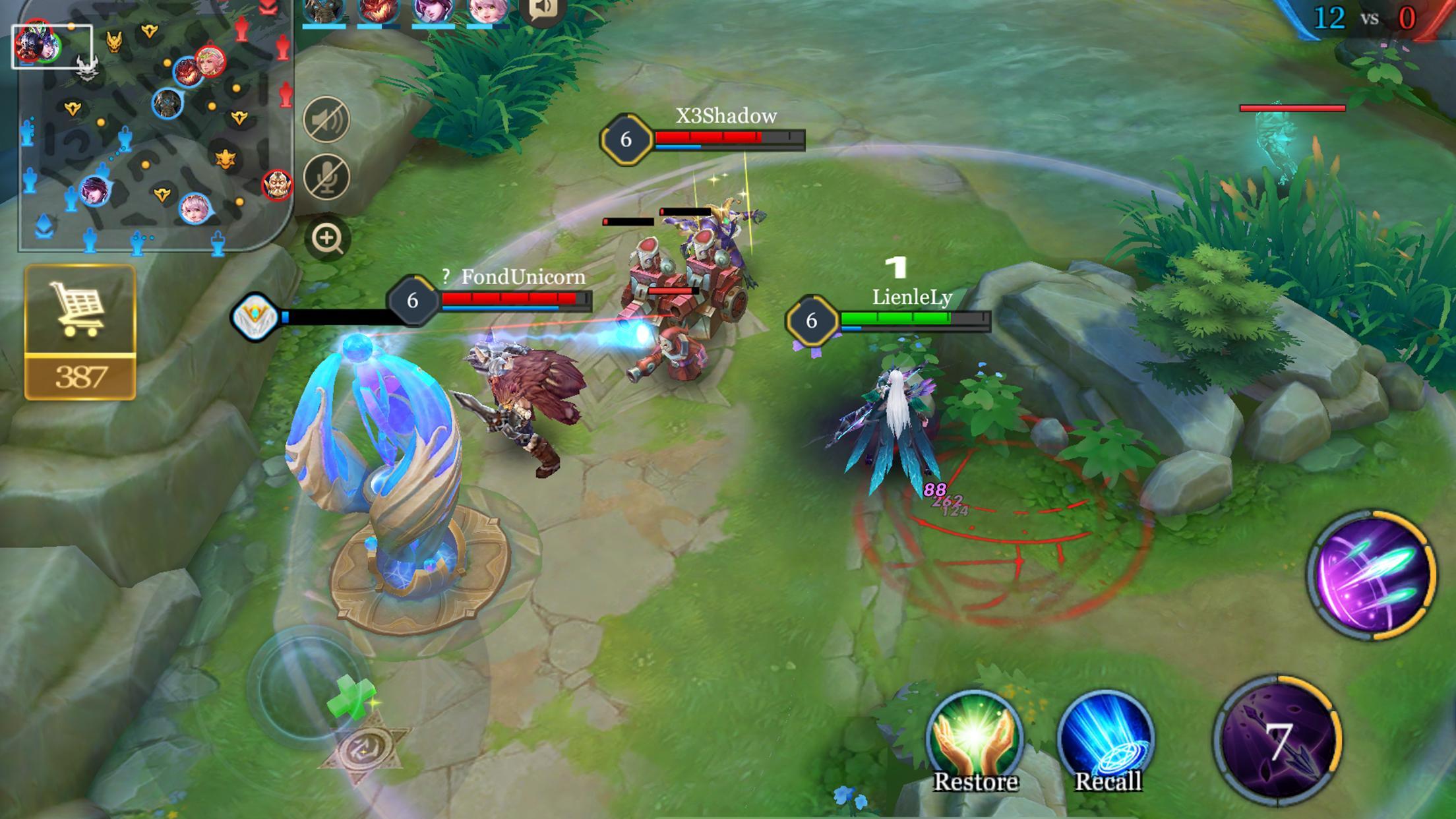 Hasil gambar untuk gambar game arena of valor