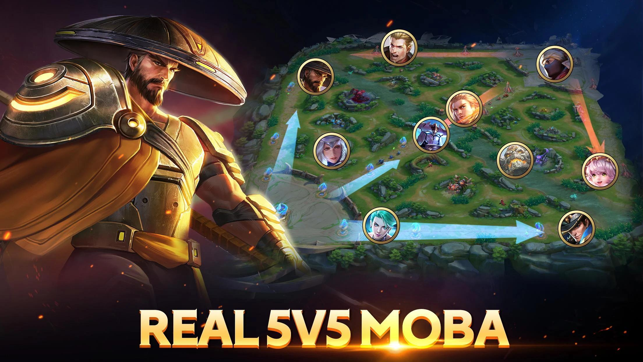 Arena of Valor for Android - APK Download