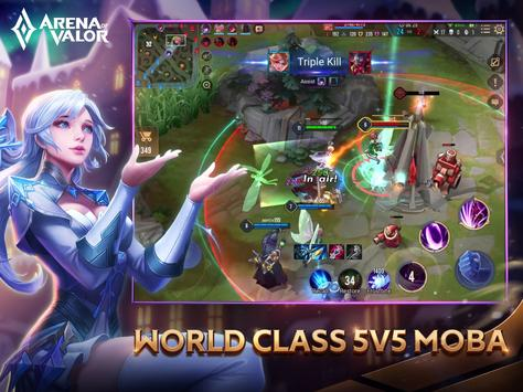 Arena of Valor: 5v5 Arena Game poster