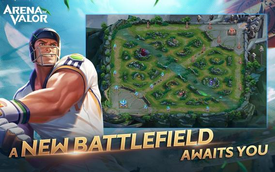 Poster Arena of Valor: 5v5 Battle