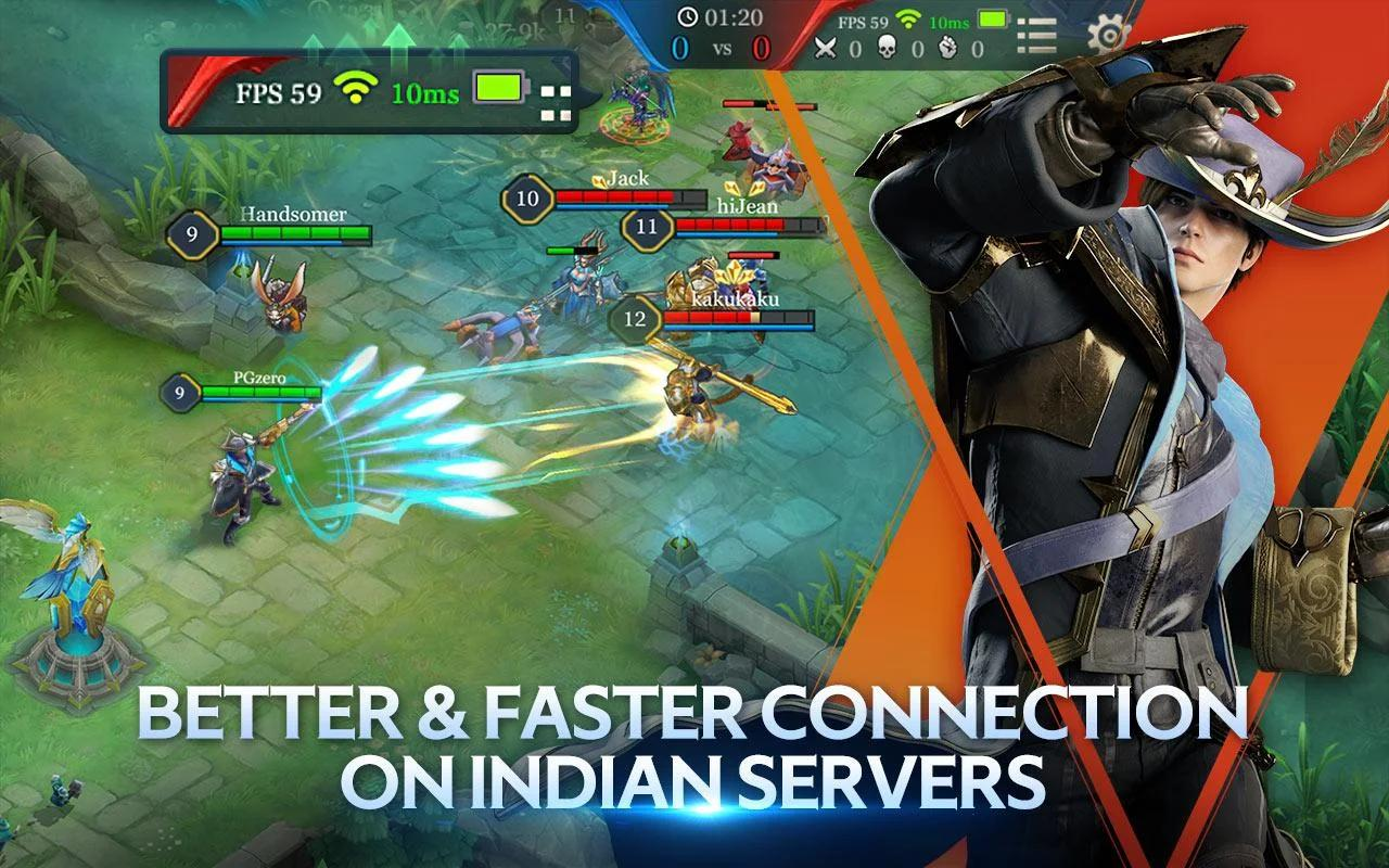 Arena of Valor: 5v5 Battle for Android - APK Download