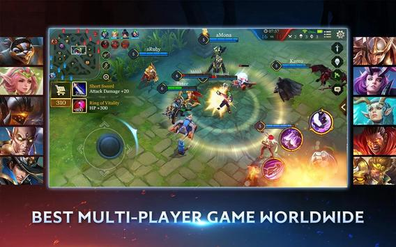 Arena of Valor: 5v5 Battle screenshot 16
