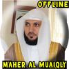 ikon Maher AL Muaiqly Full Quran Offline