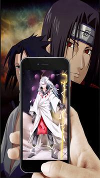 Uchiha Family Wallpaper HD screenshot 3