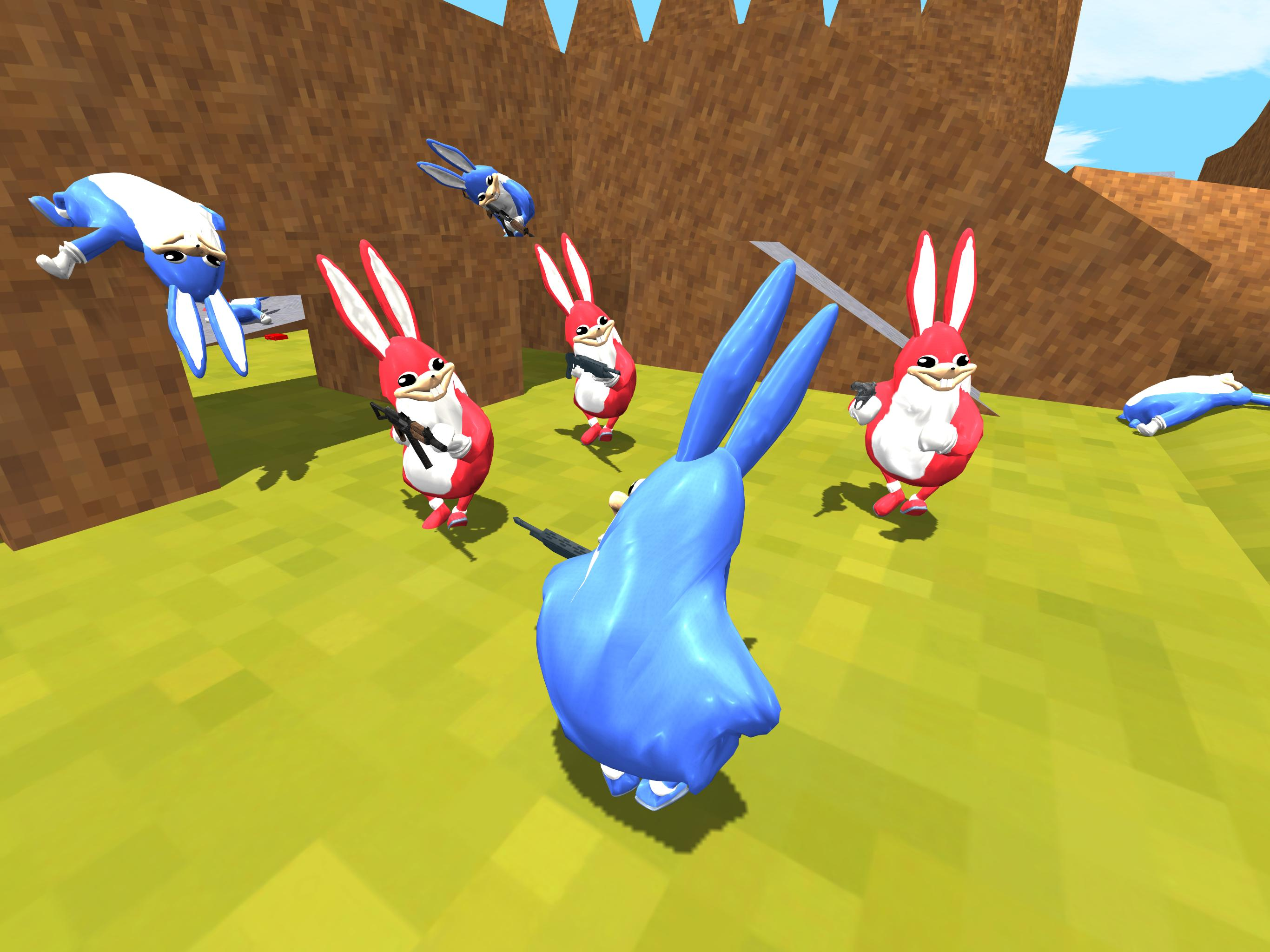 Ugandan Big Chungus Knuckles Battle Royale For Android Apk Download