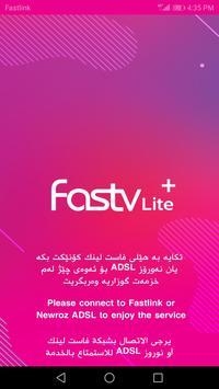 FastTV Lite+ पोस्टर
