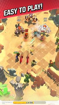 Red Shoes: Wood Bear World screenshot 1