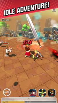 Red Shoes: Wood Bear World screenshot 2