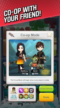 Red Shoes: Wood Bear World screenshot 4