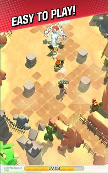 Red Shoes: Wood Bear World screenshot 9