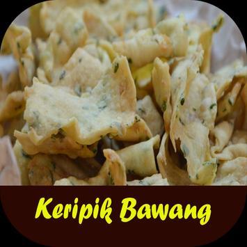 Aneka Keripik Bawang poster