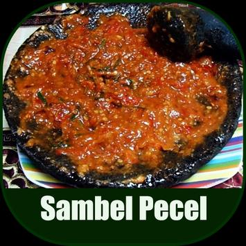 RESEP SAMBAL PECEL poster