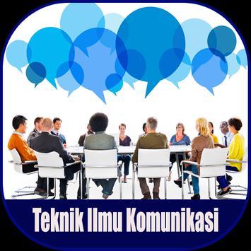 Kumpulan Teknik Ilmu Komunikasi poster