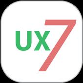 LG UX 7.0 for LG V30 V20 G6 G5 Oreo icon