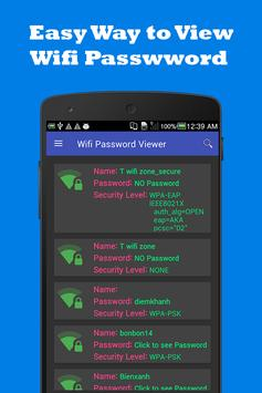 Wifi Password Viewer poster