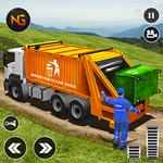 Caminhão de lixo offroad: caminhão de dump APK