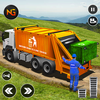 オフロードごみトラック:ダンプトラック運転ゲーム アイコン