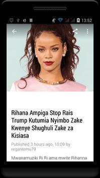 Habari Za Wasanii Mbali Mbali Tz screenshot 18