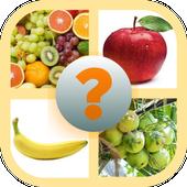 Word puzzle: English fruit vocabulary - WIN PRIZE icon