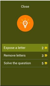 Word puzzle: English fruit vocabulary - WIN PRIZE screenshot 5