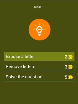Word puzzle: English fruit vocabulary - WIN PRIZE screenshot 19