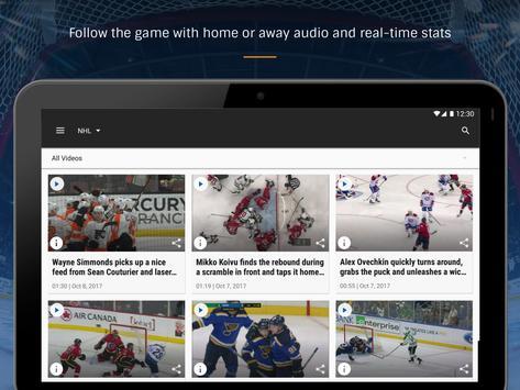 NHL screenshot 11