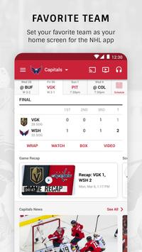 NHL screenshot 1