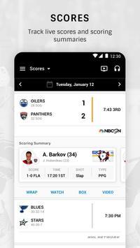 NHL screenshot 5