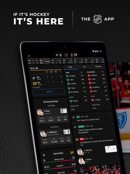 NHL screenshot 8