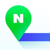 NAVER Map, Navigation-icoon