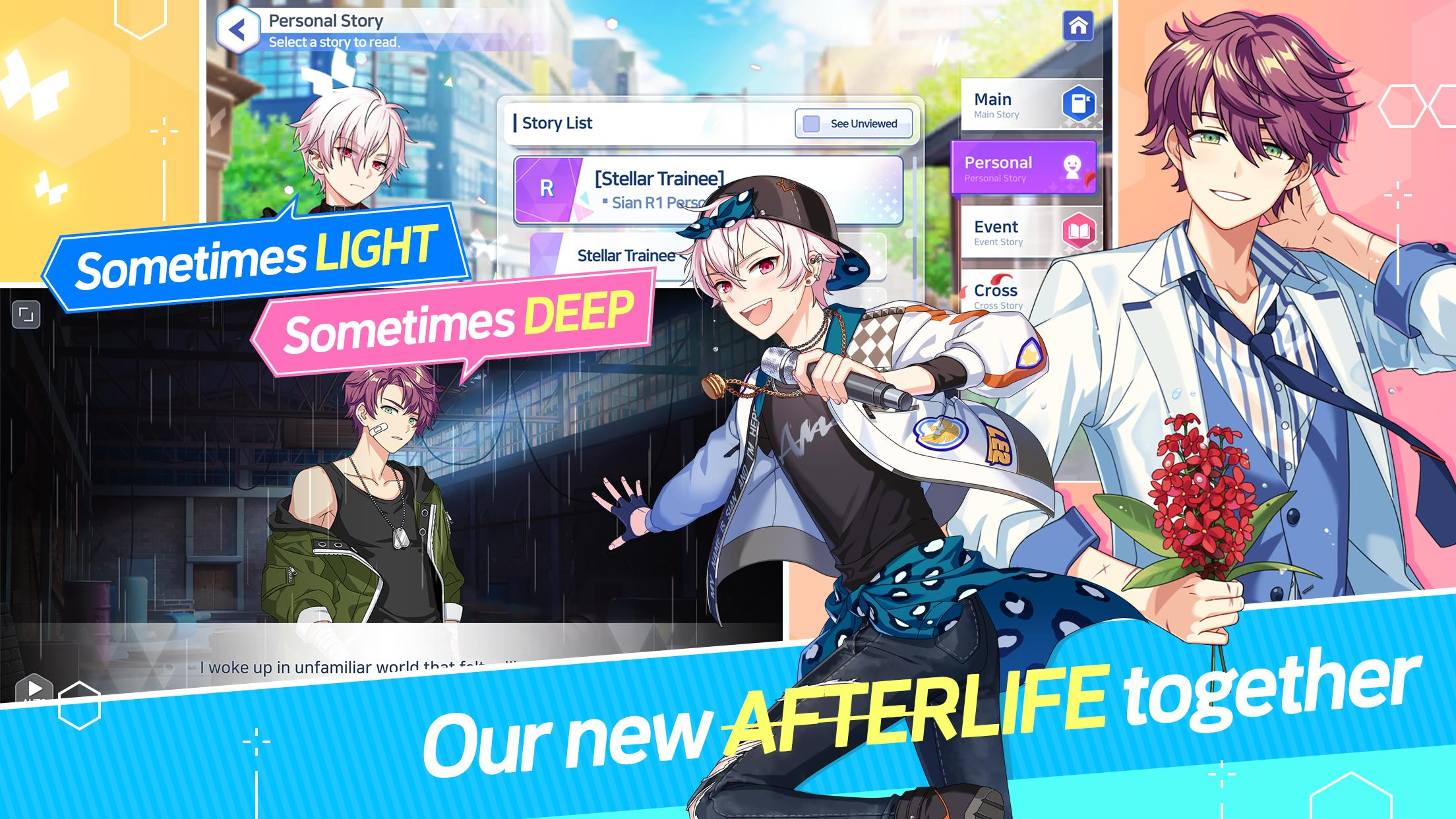 AFTER L!FE: The Sacred Kaleidoscope poster