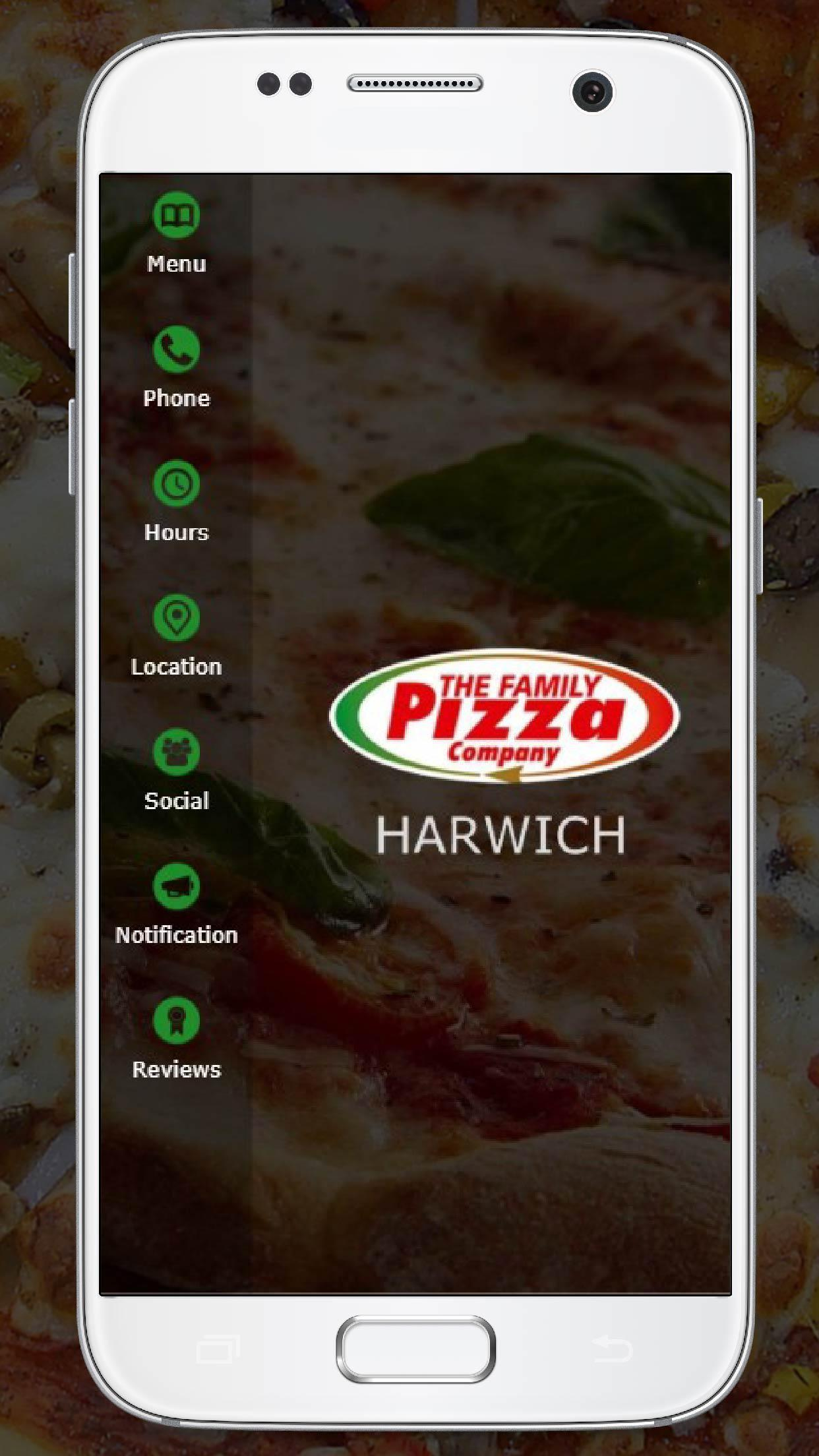 Family Pizza Harwich For Android Apk Download