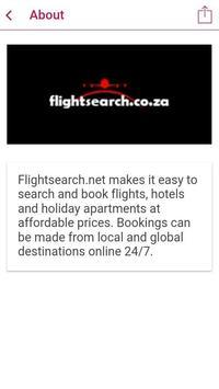 Flight Search screenshot 3