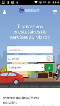 AlloServices.ma - Annonces de services au Maroc poster