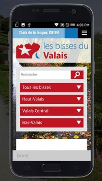 Les Bisses du Valais screenshot 3