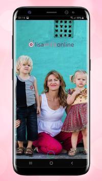 Lisa Mills Online poster