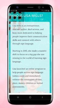 Lisa Mills Online screenshot 4