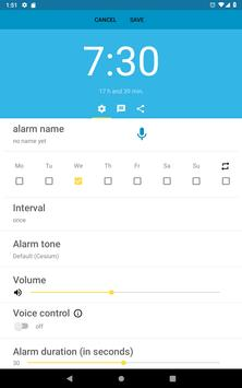 Smart Alarm Clock screenshot 14