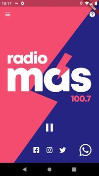 Radio Más Pigüé poster