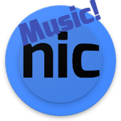 Nic-App Music. Streaming Radio Stations. icon