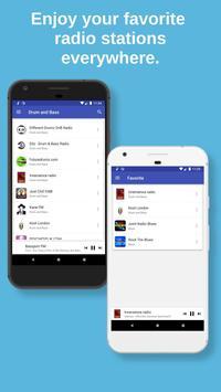 Nic-App Music. Streaming Radio Stations. screenshot 3